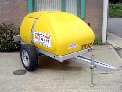 1100Litre (250Gallon) Water Bowser