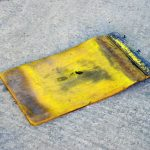 Rubber Mat for use with Compactor Plates