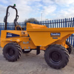 Thwaites Dumper available for hire from Didcot Plant