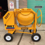 Mixer available from Didcot Plant