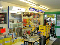 Didcot Plant shop and reception