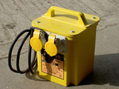 3.3 kva Portable Power Tool Transformer