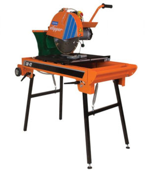 New portable masonry saws available for hire from Didcot Plant