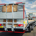 Rear of the new Didcot Plant Lorry
