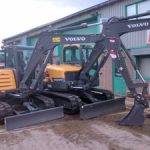 New Volvo Excavators available from Didcot Plant