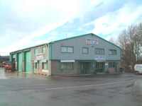 Photo of the new Didcot Plant depot at Basil Road