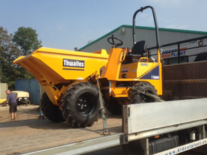 New Thwaites 1tonne Hi-Tip Dumper