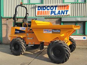 New Thwaites 6 Tonne Front Tip Dumper