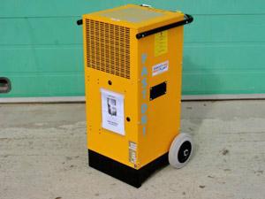 New Andrew Sykes FD30 dehumidifier