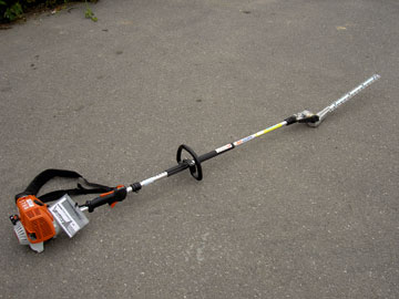 Stihl HL100 Long Reach Hedge Trimmer