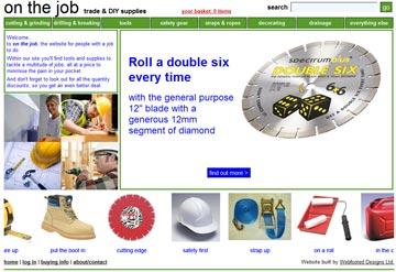 On The Job: trade & diy supplies