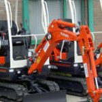 Wide range of equipment available for hire at Didcot Plant