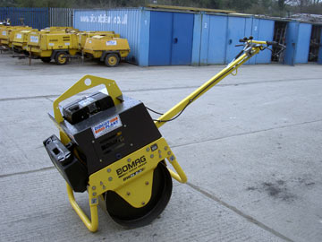 Bomag BW 71 E-2 single drum vibratory rollers