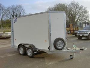 Ifor Williams BV105 Box Van Trailer