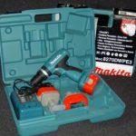 Makita 12v cordless combi drill