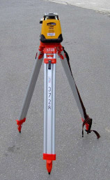 CST/Berger LMH-CU Automatic Self-Levelling Rotary Laser Level