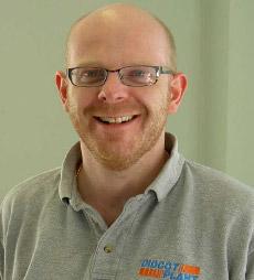 Matthew Tarrant - Didcot Plant Director