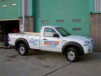 Ranger pick-up truck - for delivery duties