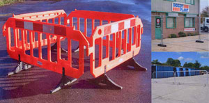 Guard barrier systems