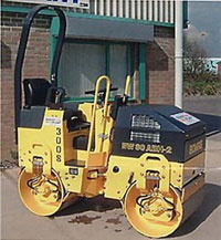 Photo of Bomag 80ADH-2 Roller
