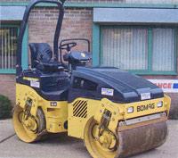 Bomag 120 AD-4 roller