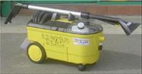 Photo of Karcher Puzzi 200 carpet cleaner
