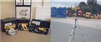 Draper Rotating Laser Level Kit