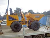 Thwaites 1-tonne Hi-Tip dumper