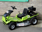Grillo Climber Ride-on Rough-cut Mower