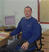 Photo of Martyn Birch