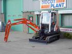 Kubota KX71-3 3-tonne Mini Excavator