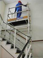 Aluminium Stairwell Tower