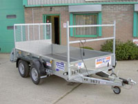 Ifor Williams GD105G Trailer