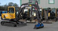 Volvo EC55 5-tonne Excavator