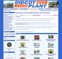 Didcot Plant Online Store