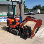 New Kubota K008-3 Micro Excavator