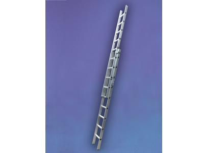 Alloy Double Extension Ladder - 5.5m/10.0m