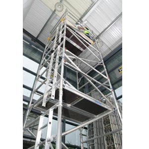 9.7m Platform height