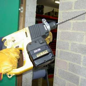 Combination Hammer SDS+ (24 & 36volt)