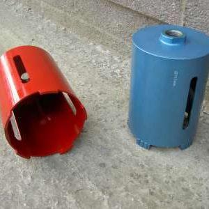 Core Drills : 55mm - 100mm