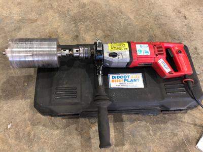 Milwaukee DD 2-160 XE Diamond Drill