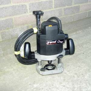 Plunge Router - for use with Postform Jig