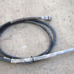 Poker Shaft for use with Petrol Drive Unit