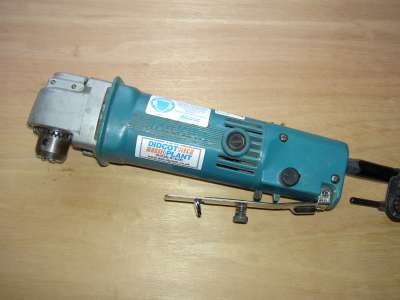 Right Angle Drill - 10mm Chuck