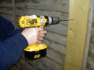 Rotary Hammer Drill/Driver (18volt)