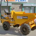 Thwaites 2.0 tonne Four Wheel Drive Dumper