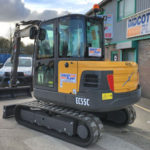6.0 tonne Mini Excavator