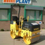 Bomag 80ADH Double Drum Ride On