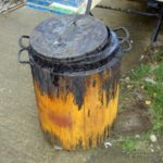 Bitumen Boiler (LPG) - 10 gallon