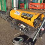 68,000btu Indirect Diesel Oil Heater